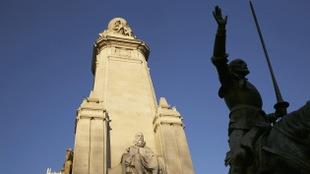 Los restos de Miguel de Cervantes estarían en un convento madrileño