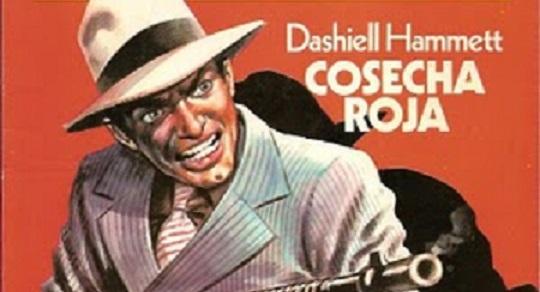 Dashiell Hammett de Cosecha Roja