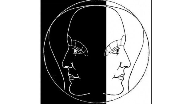 Elementos de rotación de Ferrán Destemple, el signo que encierra la mirada escindida
