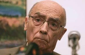 José Saramago se despide de ustedes