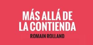 Romain Rolland: médico del alma