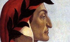 Dante El poema celebra constantemente su existencia
