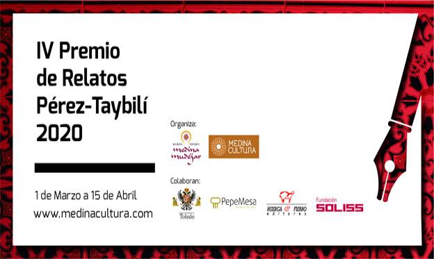 IV Convocatoria Premio Pérez-Taybilí de relato 2020