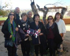 Con poetas de Israel