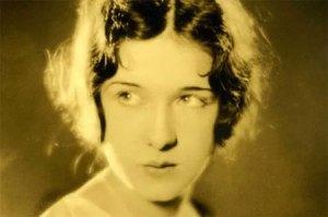 Retrato de juventud de Dorothy Eady