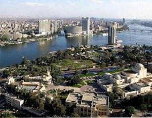 Vista general de El Cairo