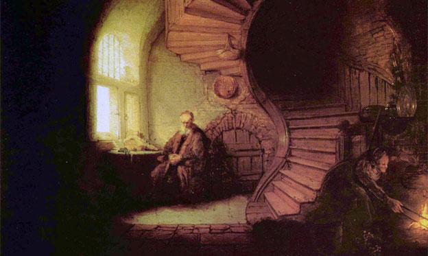 Las Escaleras Conectan Mundos, Decía Cirlot
