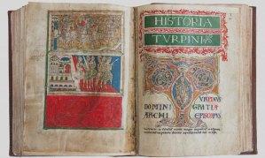 Códices iluminados medievales y libros de artista actuales