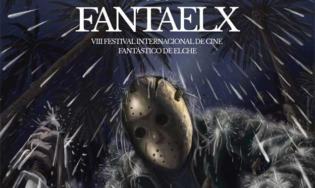 """Fantaelx 2020 se Protege con la """"Máscara"""" de Jason en su Homenaje al 40º Aniversario de """"Viernes 13"""""""
