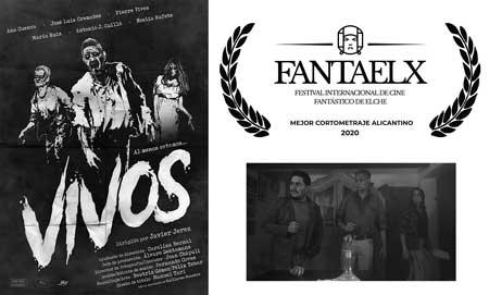 Mejor cortometraje alicantino