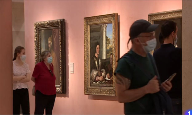 Cultura y Carmen Thyssen alcanzan un acuerdo para alquilar su colección por 15 años y el regreso del 'Mata Mua'