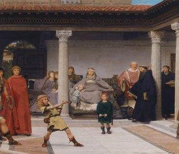 La increíble leyenda de los Sicambrios, que sitúa el origen de los Francos Merovingios en Troya
