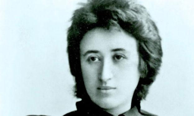 «Dime cuándo vienes»: Las cartas de amor de Rosa Luxemburgo