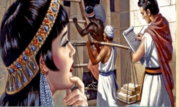 Los dos ladrones, un cuento egipcio escrito hace más de 3.000 años