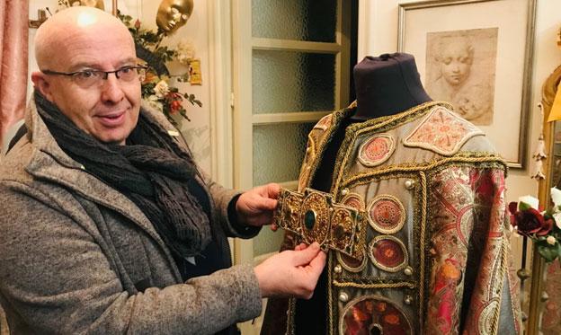 El vestido histórico de Angelo Butera. Un reflejo de épocas y estéticas