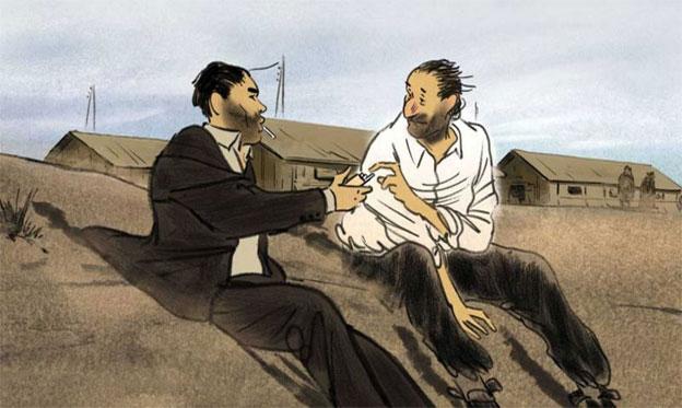 Imagen de 'Josep', dirigida por Aurel rtve