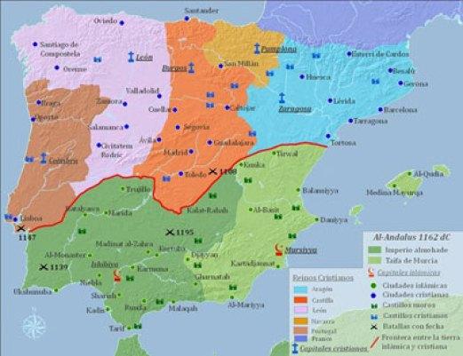 España siglo XII