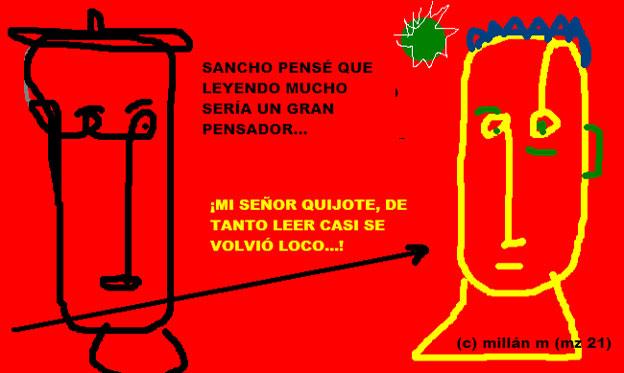Mi Señor Quijote
