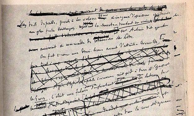 La correspondencia de Flaubert