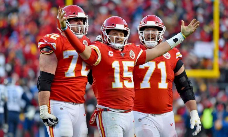 Kansas City Chiefs ganan AFC Championship