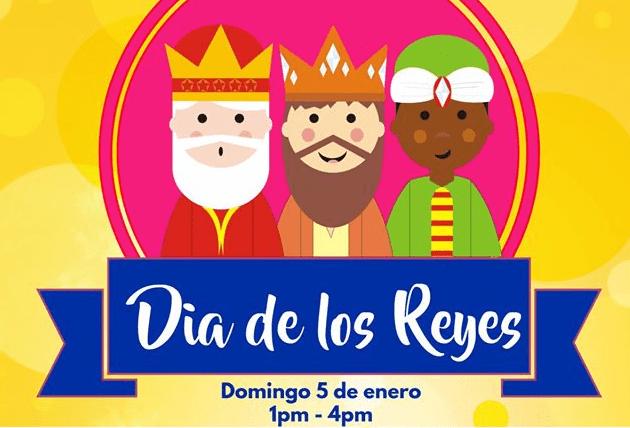 Dia de Reyes •Calle Cherokee •5 de Enero