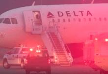 Photo of Avión se accidentó en Aeropuerto de Kansas City debido al hielo