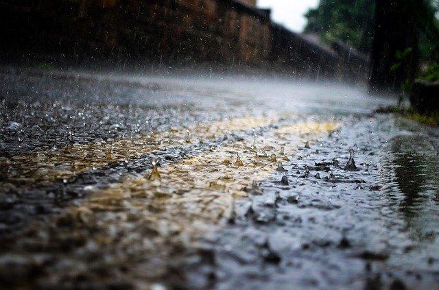 Lluvia Clima Severo