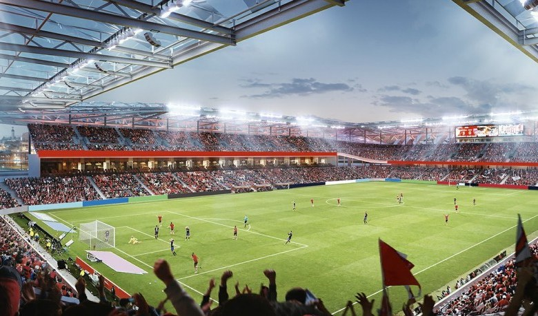 Financiación y Desarrollo de nuevo estadio MLS en St. Louis