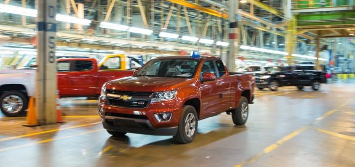General Motors en Wentzville Cierra sus puertas por el Coronavirus
