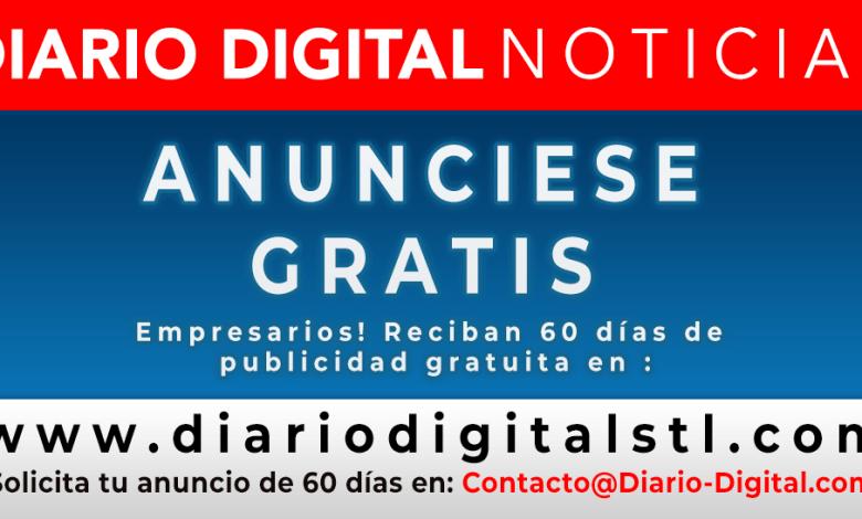 Anunciate Gratis en Diario Digital STL