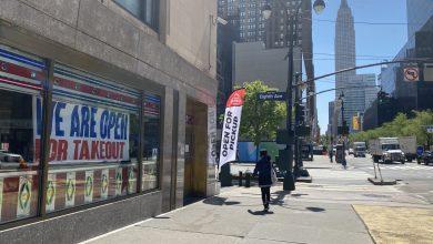 """Photo of """"Poco a poco"""" reabre Nueva York"""