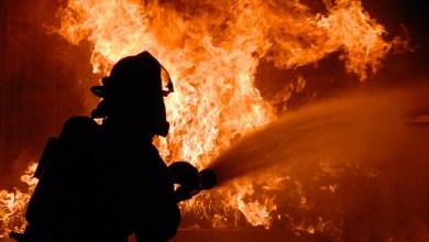 Photo of Incendio desaloja a 20 vecinos de un complejo de apartamentos en el lado sur de la ciudad de St. Louis