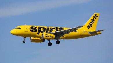 Aerolínea Spirit anuncia nuevos puentes aéreos con salida desde St. Louis Lambert 12