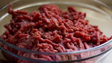 Carne Molida Contaminada retirada del mercado Schnucks en DesPeres por contener partículas de Plástico.