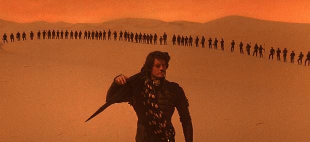 Dune, Kylie MacLachlan sul set
