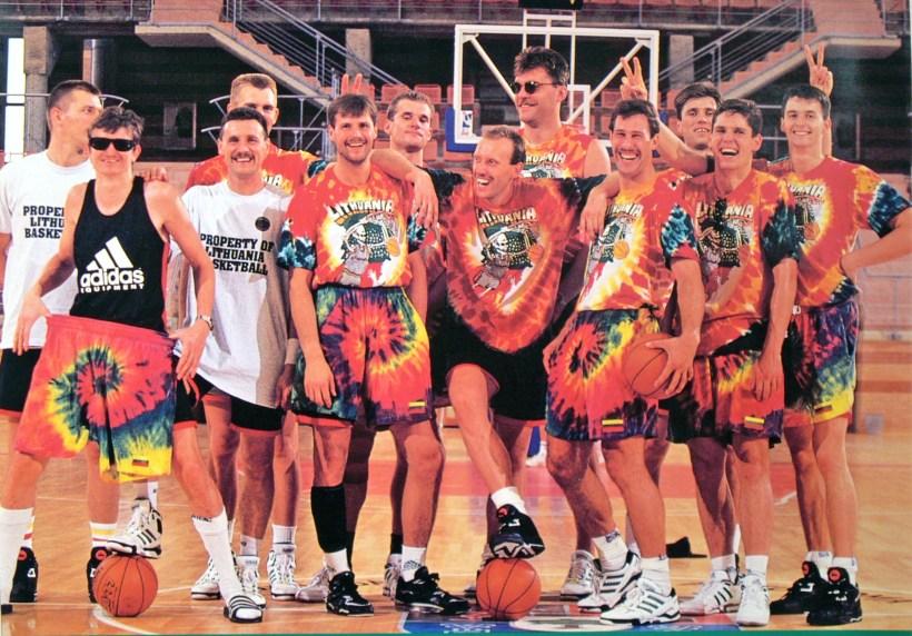 La Lituania di Barcellona '92