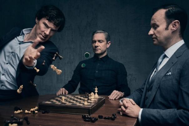 Sherlock, i protagonisti
