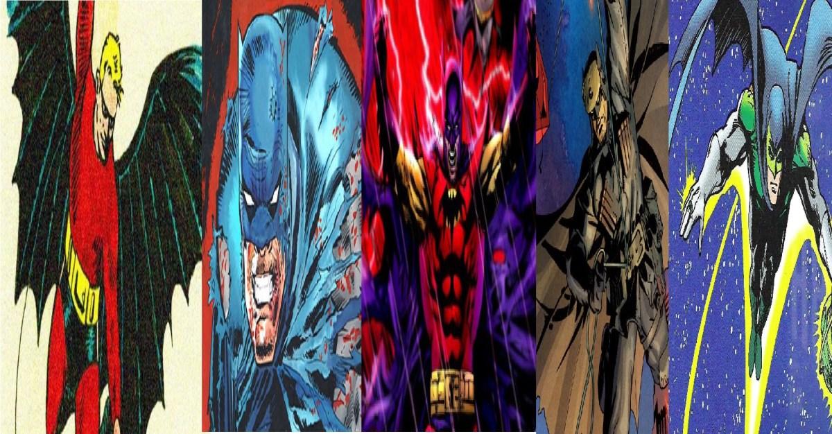 Batman: le cinque versioni alternative dell'uomo pipistrello – PARTE II