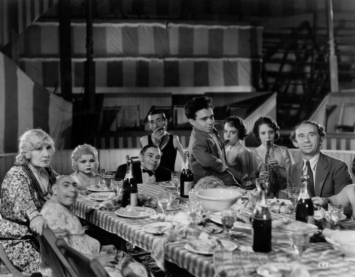 Freaks, la famosa scena del banchetto