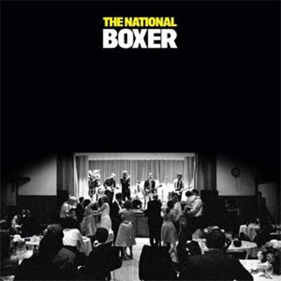 The National, Boxer