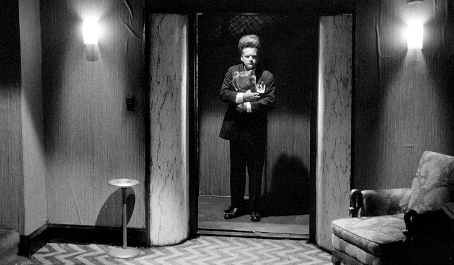 Eraserhead, il protagonista e il pavimento della Loggia Nera