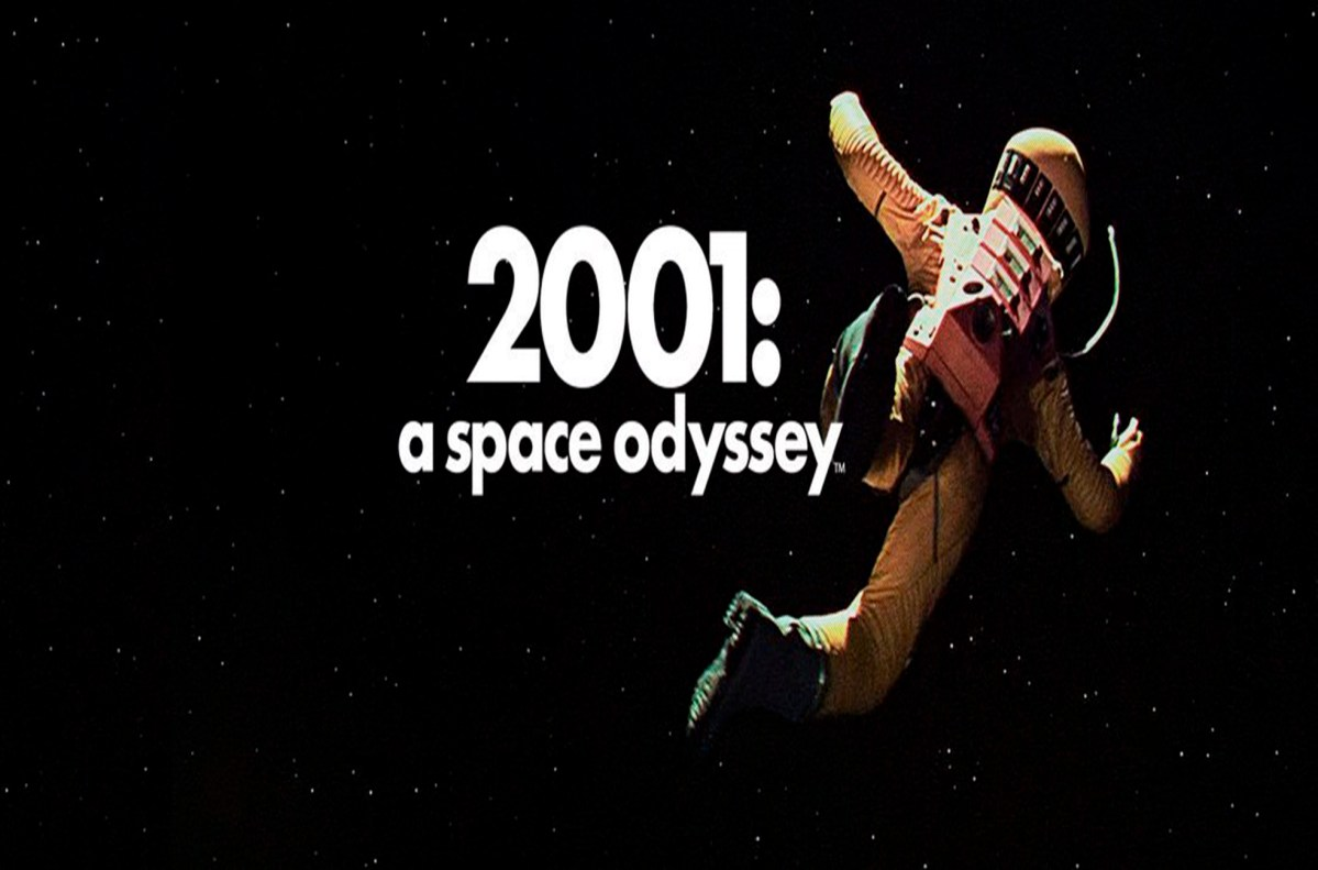 2001 A Space Odyssey - Lo sguardo tra le stelle di Stanley Kubrick