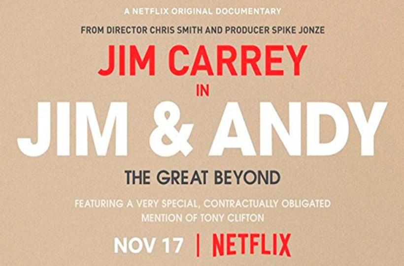 Jim & Andy