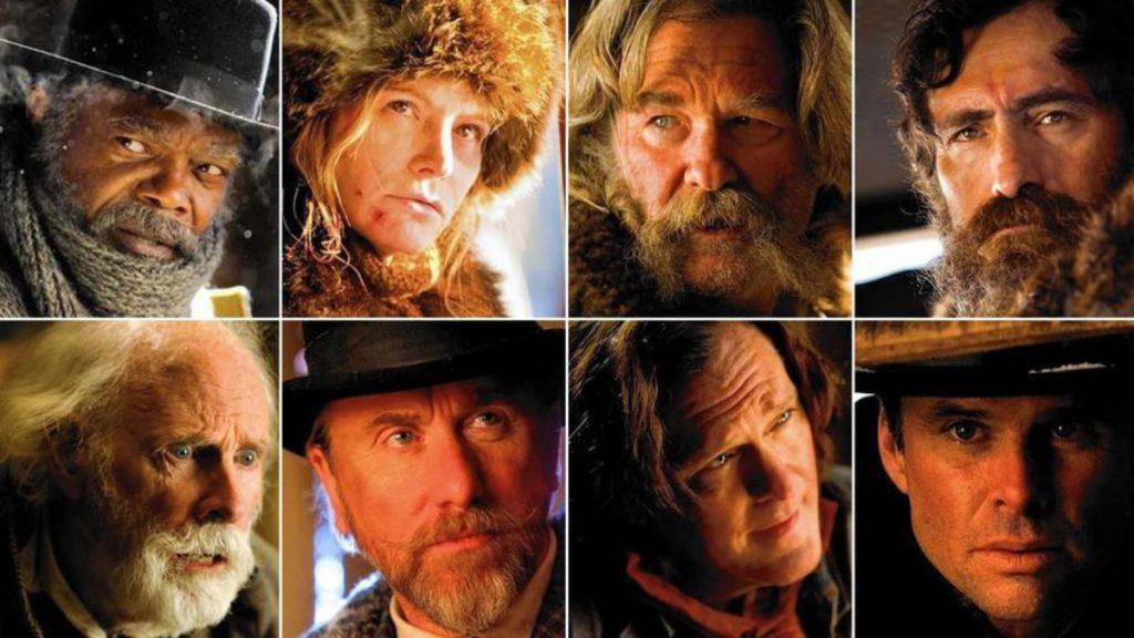 The Hateful Eight, gli odiosi otto nell'ottavo film di Quentin Tarantino
