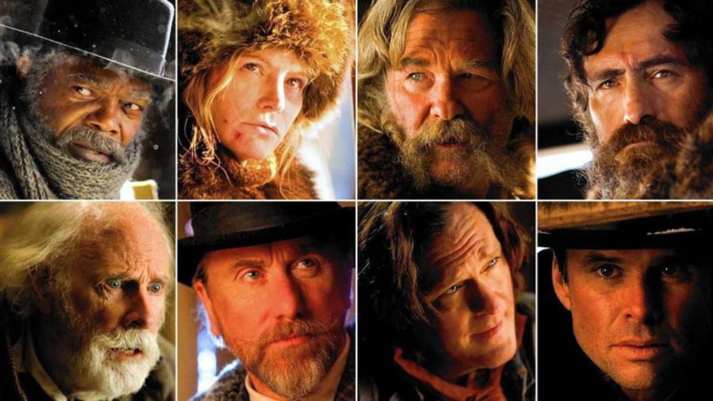 The Hateful Eight, gli odiosi otto nell'ottavo film di Quentin Tarantino