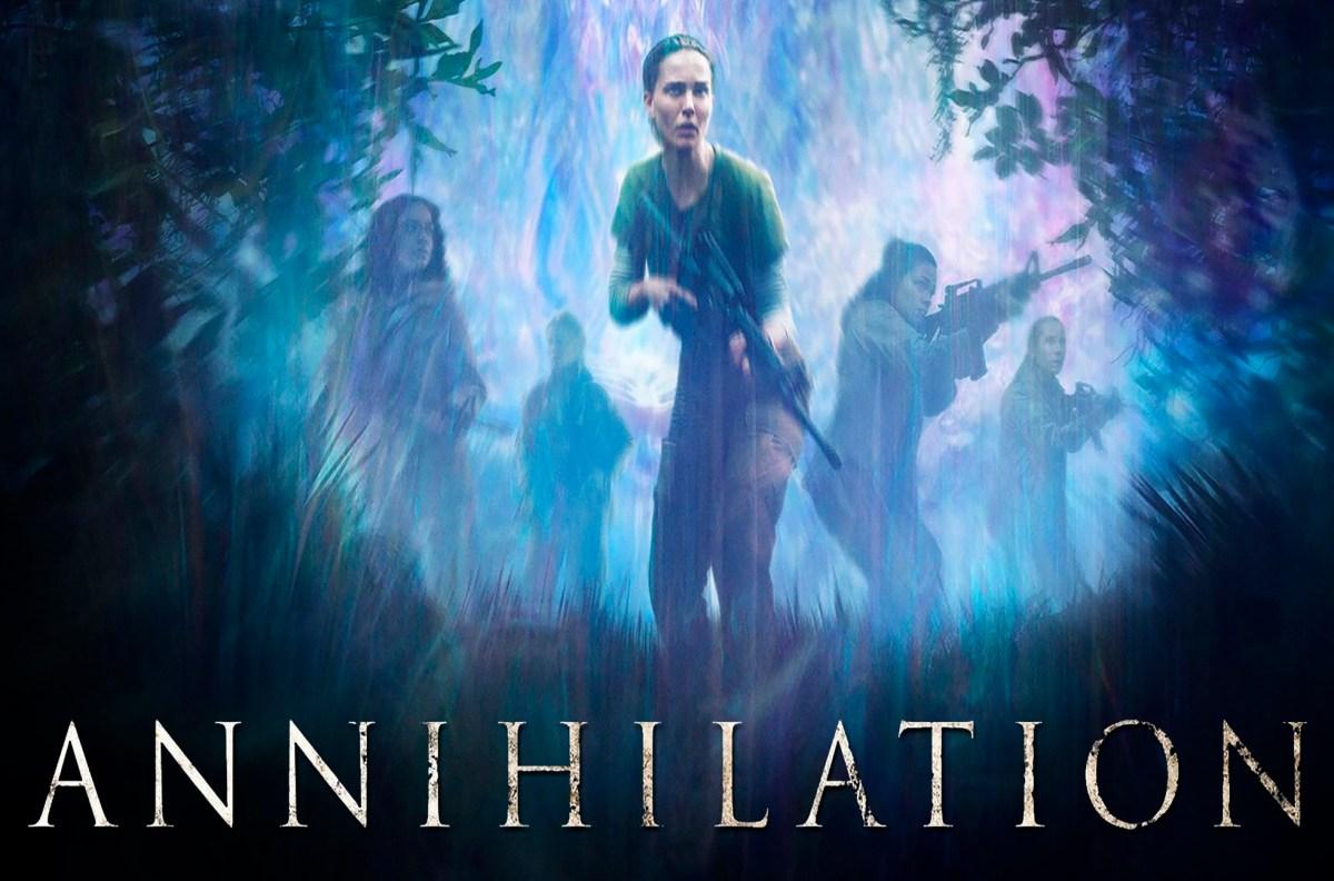 Annihilation - Annientamento, la recensione