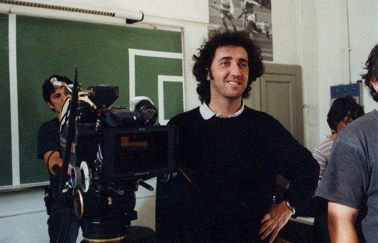 L'uomo In Più, Paolo Sorrentino alla regia del suo primo film