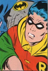 Una vita dietro le quinte. I mille volti degli assistenti dei supereroi - Robin