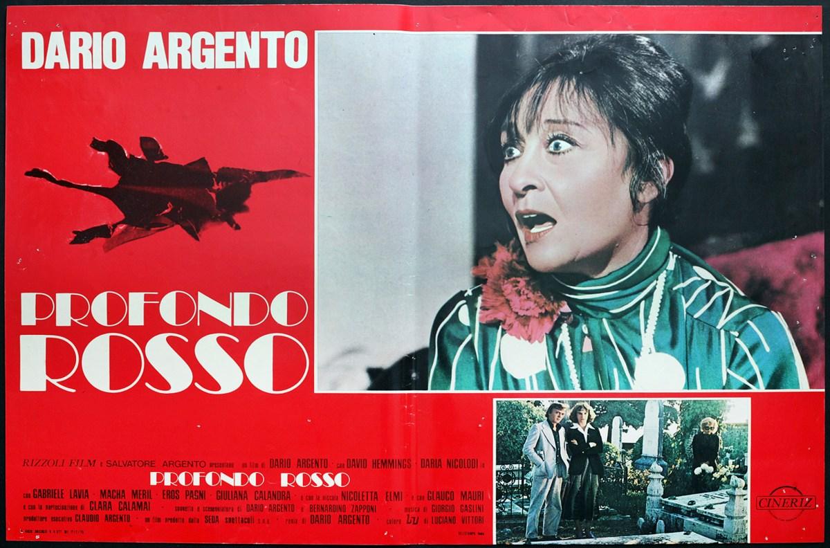 ProfondoArgento - Profondo Rosso, il capolavoro di Dario Argento