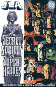 The Secret Society of Super Heroes